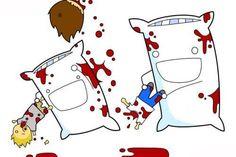 Na União Soviética, os travesseiros fazem luta de VOCÊ