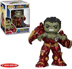 Funko have released a wide selection of Pop Vinyls based on Marvel Avengers: Infinity War and Gamestop have a new super sized Pop featuring the Hulk [. Funko Pop Marvel, Marvel Avengers, Ms Marvel, Marvel Art, Captain Marvel, Marvel Comics, Funk Pop, Funko Pop Dolls, Funko Pop Figures