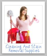 Stain Removal Blog - A Mom's Guide To House Cleaning, Laundry And Stains