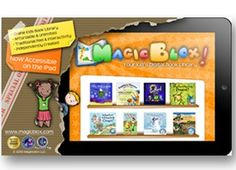 "Magicblox, Your Kid's Digital Library. How awesome is this?! ""Molly Kite's Big Dream"" is available here! http://magicblox.com"