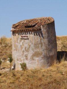 Palomar en #Fontioso. Burgos.