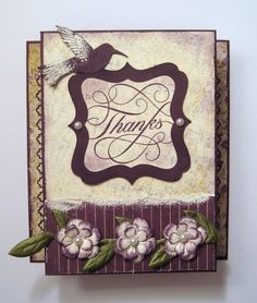 Dawn Rene created this card using the Rememberance collection from Authentique Paper from Scraptownlady.com