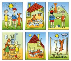 Kliknutím obrázek zavřete, tažením jej přemístíte. Šipkami zobrazíte předchozí či následující. Sequencing Pictures, Preschool Education, Picture Story, Pre School, Fairy Tales, Classroom, Comics, Books, Writing
