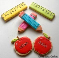 Back to School!       Cloud Nine Cookies