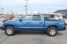 $11,995.00 - **Reduced** 2006 Dodge Dakota Crew Cab 4x4 115k
