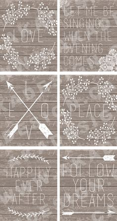 I love these printables - perfect for my new office space :-D Arrow Template Free Printable, Free Printable Love Quotes, Free Printable Wedding, Free Printable Stencils, Printable Wall Art, Free Printables, Quotes For Chalkboard, Chalkboard Stencils, Chalkboard Printable