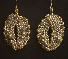 Athena Earring Kit - Beads Gone Wild  - 2