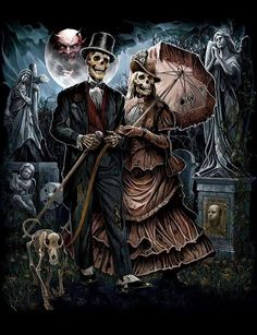 Abrar Ajmal lives and works in the UK. He has been a professional freelance illustration since His work ranges from fantasy to gothic horror. La Mort Halloween, Halloween Art, Arte Horror, Horror Art, Dark Fantasy Art, Dark Art, Arte Lowrider, Creepy, Grim Reaper Art