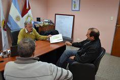 Así Somos: Aporte económico al Club Universitario de Cosquín