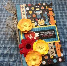 Make a Cascading Pocket Mini Album