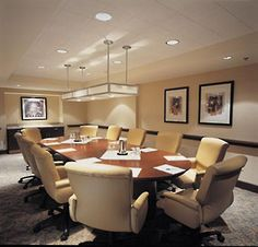 Business Meeting Room Designs with Modern Decoration-3