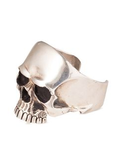 Skull Cuff by Mantiques Modern on Gilt Home