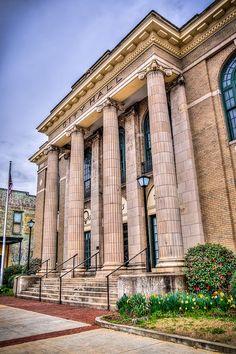 Aberdeen City Hall