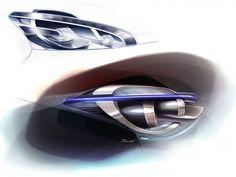 Design Gallery - Automotive Exteriors – Headlights