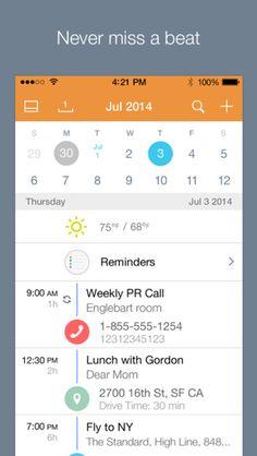 Tempo Smart Calendar for Google Calendar and Exchange