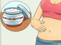 Image titled Get Rid of Stretch Marks Fast Step 8 Stretch Mark Remedies, Stretch Mark Removal, Stretch Marks, Layers Of The Epidermis, Too Much Makeup, Hair Secrets, Summer Glow, Glossy Lips, Healthy Beauty