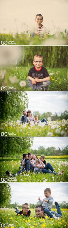 Cedric Derbaise photographe de famille picardie oise (60) séance en famille Etangs de St-Félix (60) Bon cadeau