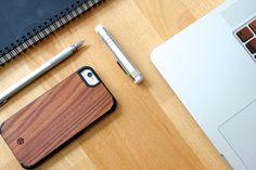 Rosewood iPhone case