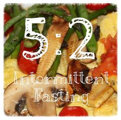 5:2 Intermittent Fasting button by Rachel Cotterill, via Flickr