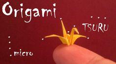 Como fazer um Pássaro de Papel Dobradura Origami