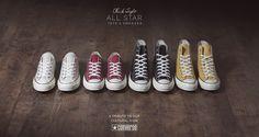 Converse All Star Chuck Taylor 70s Χρωματισμοί - http://starakia24.gr/converse-star-chuck-taylor-70s-chromatismi/