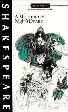 Amazon.com: A Midsummer Night's Dream (Signet Classic) (9780451524942): William Shakespeare: Books