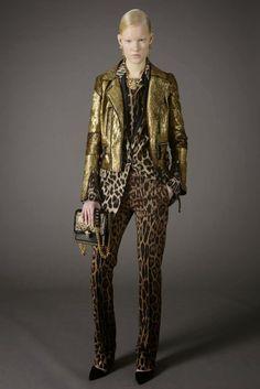 ROBERTO CAVALLI 2014 RUNWAY FASHIONS | Fashion runway | Roberto Cavalli Pre-Fall 2014