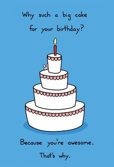 Funny and Happy Birthday Greetings to a friend or for a son, sister, mom or daughter. Unique and cute brithday greetings with images for a happy birthday. Happy Birthday Pictures, Happy Birthday Funny, Happy Birthday Messages, Belated Birthday, Happy Birthday Quotes, Happy Birthday Greetings, Funny Birthday Cards, Funny Happy, Birthday Memes
