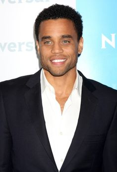 Gorgeous Michael Ealy well-dressed-and-great-looking-guys