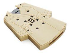 Moschino | Trench Coat iPhone Case | AHAlife | Moschino | AHAlife