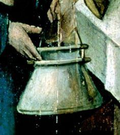 Kunstwerk: Temperamalerei-Holz ; Einrichtung sakral ; Flügelaltar ; Steiermark Dokumentation: 1480 ; 1485 ; Graz ; Österreich ; Steiermark ; Universalmuseum Joanneum ; IN 417 Anmerkungen: Schönberg