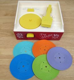 First Record Player...