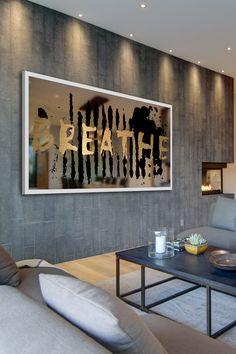 Breathe Mirror Wall Art by Marmont Hill Inc. on @HauteLook