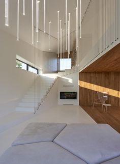 Keď robí architekt sám pre seba, nemôže to dopadnúť inak, než nádhernou stavbou