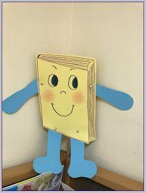 Η ζωή στο Νηπιαγωγείο!: Δανειστική Βιβλιοθήκη School Library Displays, Cool Art Drawings, Student Learning, School Projects, Classroom Decor, Decoration, Fairy Tales, Diy And Crafts, Kindergarten