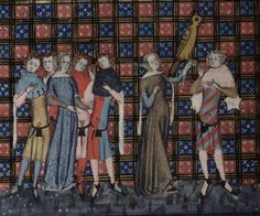 Bodleian Library MS. Bodl. 264, The Romance of Alexander in French verse, 1338-44; 180v