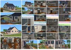 Central Whanganui 1910 cottage potential (using the Sims 2)