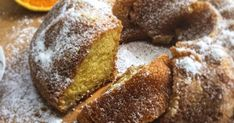 Healthy Nutrition, No Bake Cake, French Toast, Muffin, Food And Drink, Favorite Recipes, Bread, Breakfast, Sweet