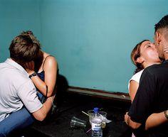 UK's hippest documentary photographer Ewen Spencer.
