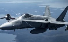 WALLPAPERS HD: McDonnell Douglas FA 18 Hornet Supersonic Attack A...