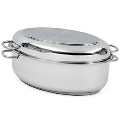 Norpro KRONA Stainless Steel 12 Quart Multi Roaster -- Read more reviews of the product by visiting the link on the image.