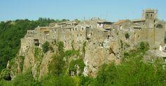 Calcata - artists' village