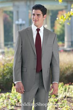 Discover the Jim's Formal Wear Tan Two Button Suit Men's Wedding Suits. Find exceptional Jim's Formal Wear Suits at The Wedding Shoppe Tan Suit Wedding, Formal Wedding Attire, Wedding Wear, Men Formal, Formal Wear, Suit Fashion, Gray Suits, Button, How To Wear