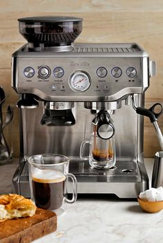 Breville Barista Express. My new favorite toy!