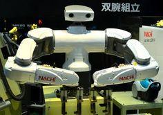 Nachi dual arm robot