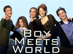 boy meets world! Omg that was my favorite!!