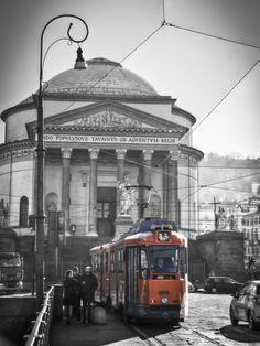 Gran Madre di Dio  Learn Italian in Turin www.ciaoitaly-turin.com