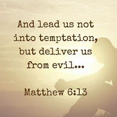 Growing Up In The Word : Resisting Temptation