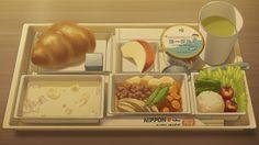 Anime Food — Seikaisuru Kado - Episode 4