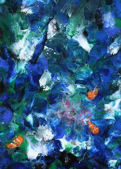 Coral Instinct, Eric Siebenthal